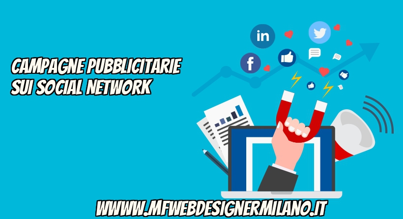 Campagne pubblicitarie sui Social Network